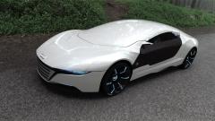Audi A9 koncepts