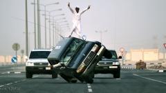 Dubajas lielceļu ikdiena