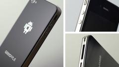 Ja nepietiek naudiņas iPhone, tad var paņemt GooApple 3G