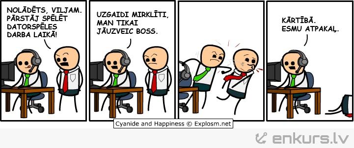 Datorspēles darba laikā