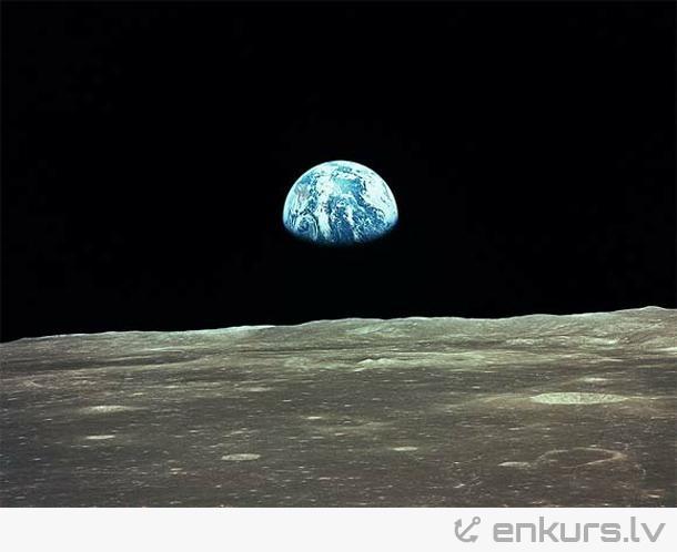 Ko uz zemes redz no kosmosa?