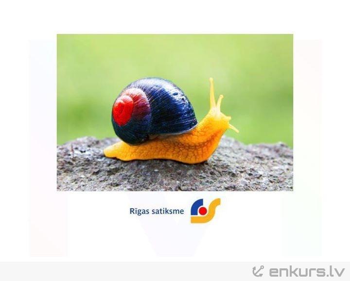 Rīgas satiksmes jaunais logo