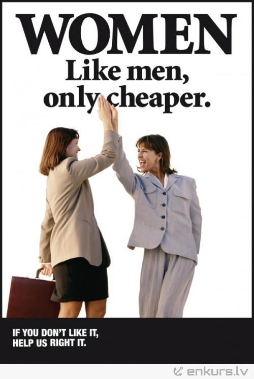 Sievietes darba tirgū