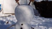 Ačgārnais sniegavīrs