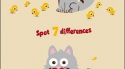 Atrod 7 atšķirības