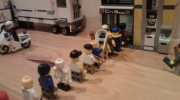 Bankas krīze no Lego