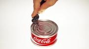 Coca Cola bundžā