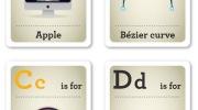 Datorgrafiķa alfabēts