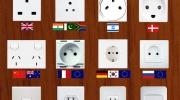 Elektrības rozetes pasaulē
