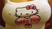 Hello Kitty dažiem jārediģē