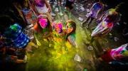 Holi Krāsu festivāls