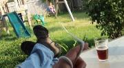 Izej pagalmā paspēlējies ar bērnu!