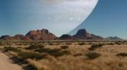 Ja Jupiters būtu tik pat tālu no zemes, cik Mēness