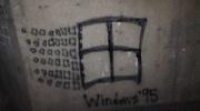 Ko darīt ar svastikas zīmējumiem uz sienām