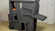 Kreatīvas mēbeles maziem dzīvokļiem (ENG.)