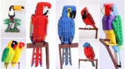 Lego putniņi