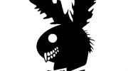 Logotipi pielāgoti zombiju apokalipsei