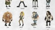 Metālistu zodiaks