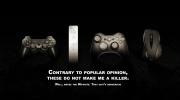 Spēļu spēlēšana nepadara par slepkavu