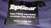 Top Gear krekls